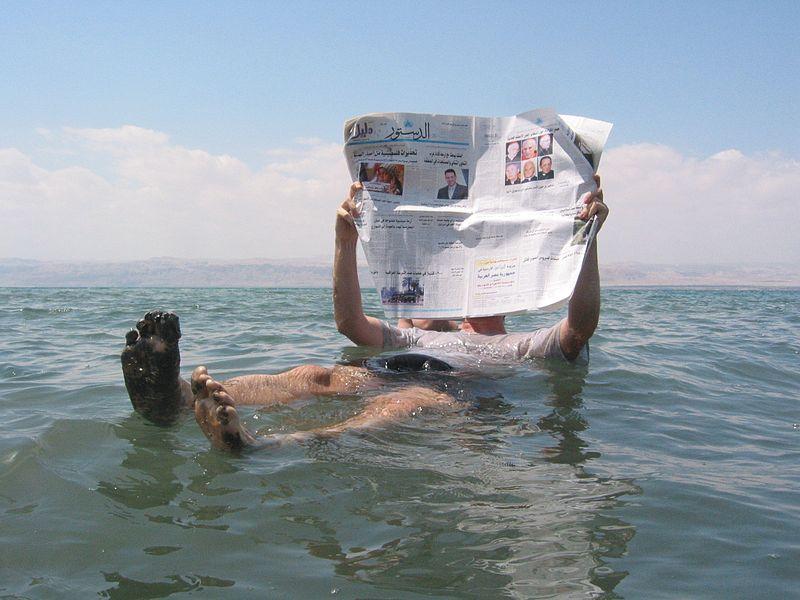 A holt-tengeri fürdősó alkalmazása